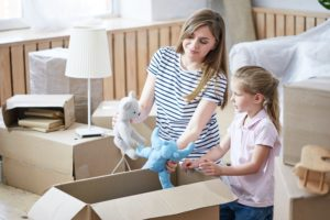Tips for Moving with Children